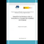 MAFFES, ONFP, AECID: Enquête Nationale Violence envers les femmes- Tunisie 2010